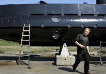 Датский изобретатель Петер Мадсен, зверски убивший на построенной им самим подводной лодке молодую шведскую журналистку Ким Валль, совершил побег из тюрьмы, где отбывает пожизненный срок