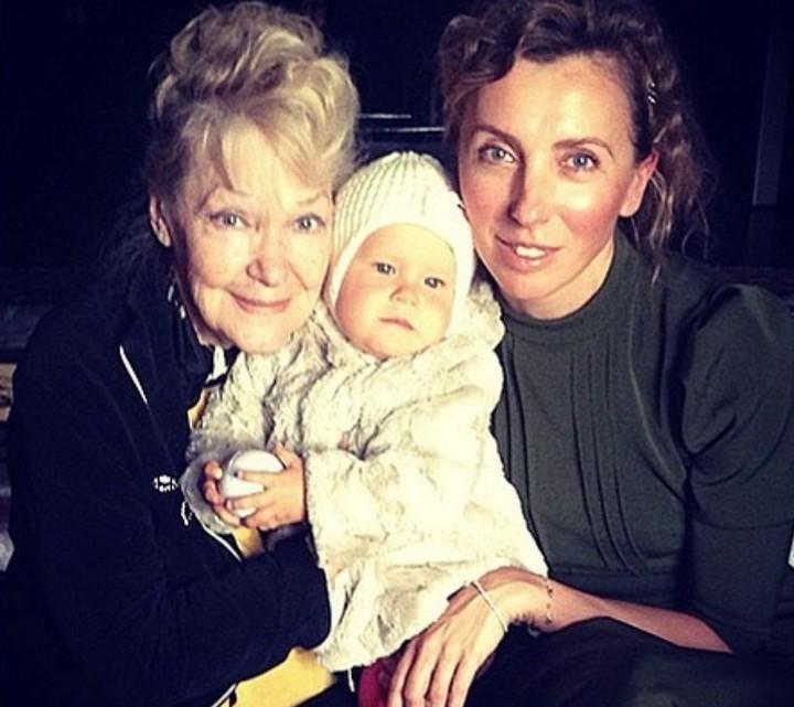 Паулина Андреева опубликовала фото с покойной свекровью Скобцевой