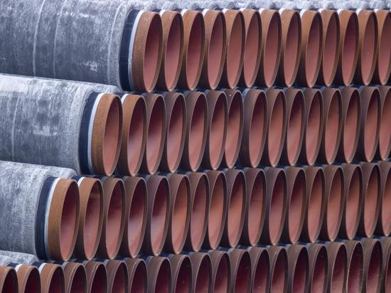 Газопровод может лишиться десятков зарубежных подрядчиков