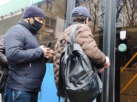 Мэр Екатеринбурга призвал пассажиров выгонять из автобусов людей без масок