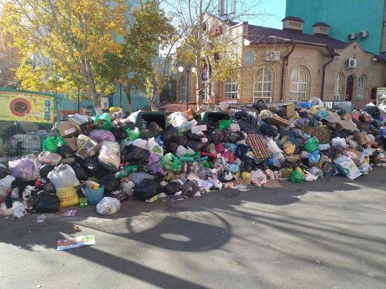 Жители Оренбурга устали от грязных дворов и предлагают крайние меры