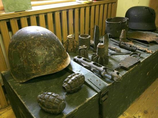 Учитель нашел боеприпасы на месте строительства микрорайона и считал их непригодными