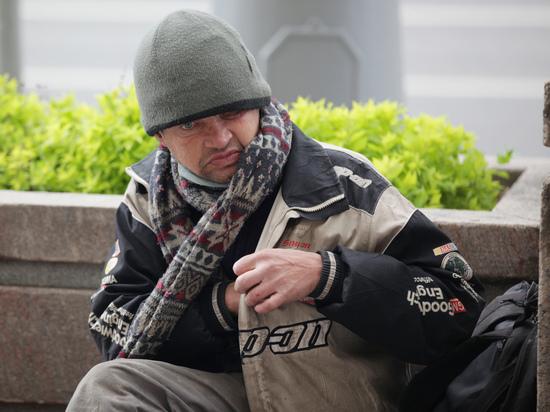 В Москве мать отдала младенца бомжам