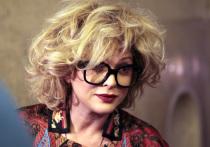 В Москве ночью экстренно была госпитализирована 55-летняя народная артистка РФ Ольга Дроздова