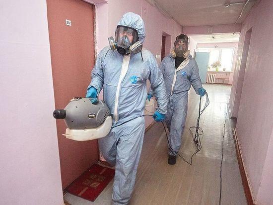 COVID в Псковской области в июне и октябре - статистика похожа, запретов меньше