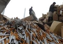 Дагестан в лидерах по продаже нелегальных сигарет