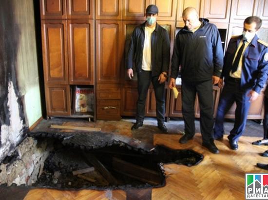 В Дагестане нашли убийцу общественника