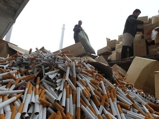 Более 40% продающихся в Дагестане сигарет ввезены в регион нелегально