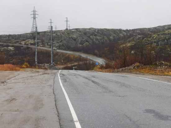 Автоподъезд к Гаджиево будет отремонтирован в приоритетном порядке