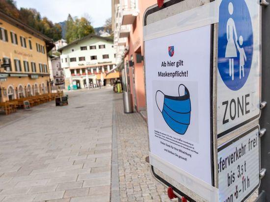 Зона риска: Коэффициент заболеваемости в Германии превысил критическую отметку 50