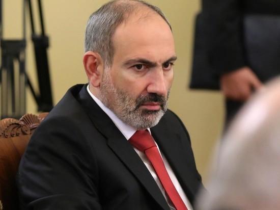 Премьер Армении сделал жесткое заявление