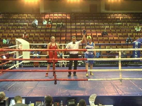 Псковичка завоевала золото на Открытом кубке по боксу среди девушек