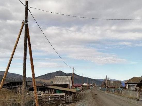 В селе Арбаты перенесли ЛЭП, чтобы расширить улицу