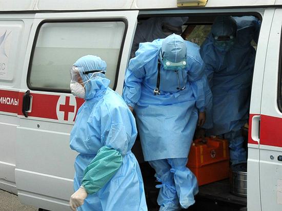 В Хакасии бригады скорой помощи физически не справляются с вызовами