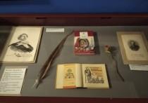В Музее-квартире Алексея Николаевича Толстого открылась выставка «Не верь глазам своим!», посвящённая… Козьме Пруткову