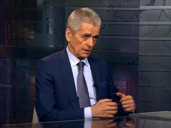 Онищенко прокомментировал информацию о неэффективности перчаток против COVID-19
