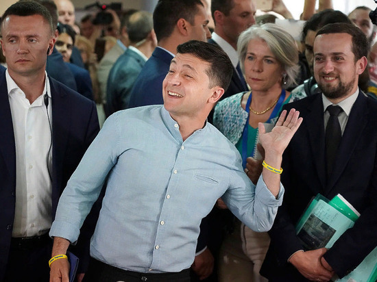 Зеленского уличили в сдаче интересов Украины в пользу ЕС
