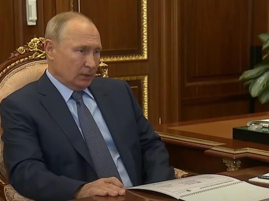 Путин пообещал не вводить тотальный карантин