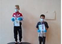 Спортсмены из Пущино завоевали медали на Первенстве по плаванию