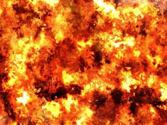 Под Ярославлем загорелась частная гимназия