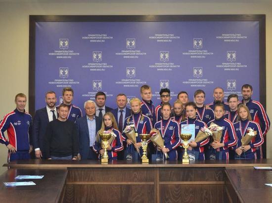 Новосибирские «Герои с нашего двора» поступили в ведущий спортивный вуз России