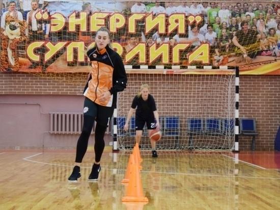 В Ивановской области из-за COVID-19 перенесли игру баскетбольной «Энергии»