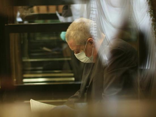 На процессе по жалобе на приговор актеру Михаилу Ефремову судья огласила болезни артиста, которые выявили 20 сентября в ходе медосмотра