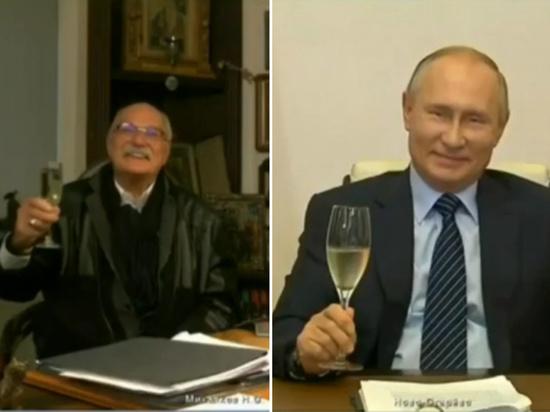 Михалков переносит празднование юбилея надекабрь