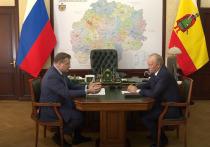 В Рязанскую область поступила вакцина от коронавируса