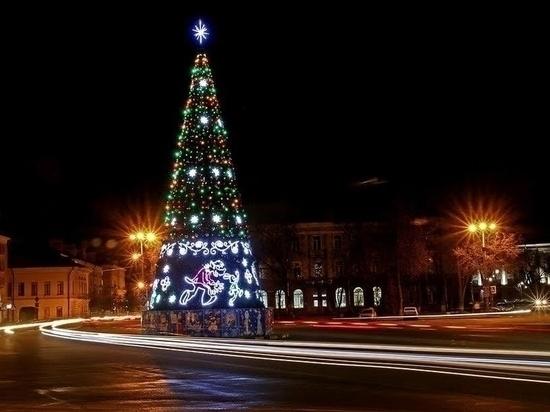 Губернатор запустил опрос о новогоднем украшении Пскова
