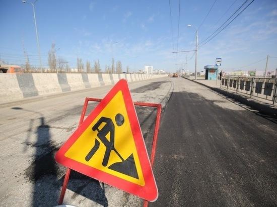 В Волгограде дорожников наказали за плохое состояние асфальта