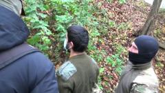 ФСБ показала задержание террориста, готовившего взрыв в Москве
