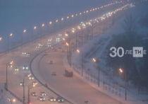 Зима в Татарстане вновь может стать аномально теплой