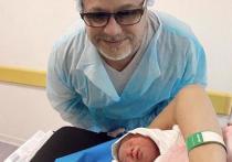 В роду Пресняковых прибыло – Наталья Подольская  и ее муж, певец  Владимир Пресняков, стали родителями во второй раз