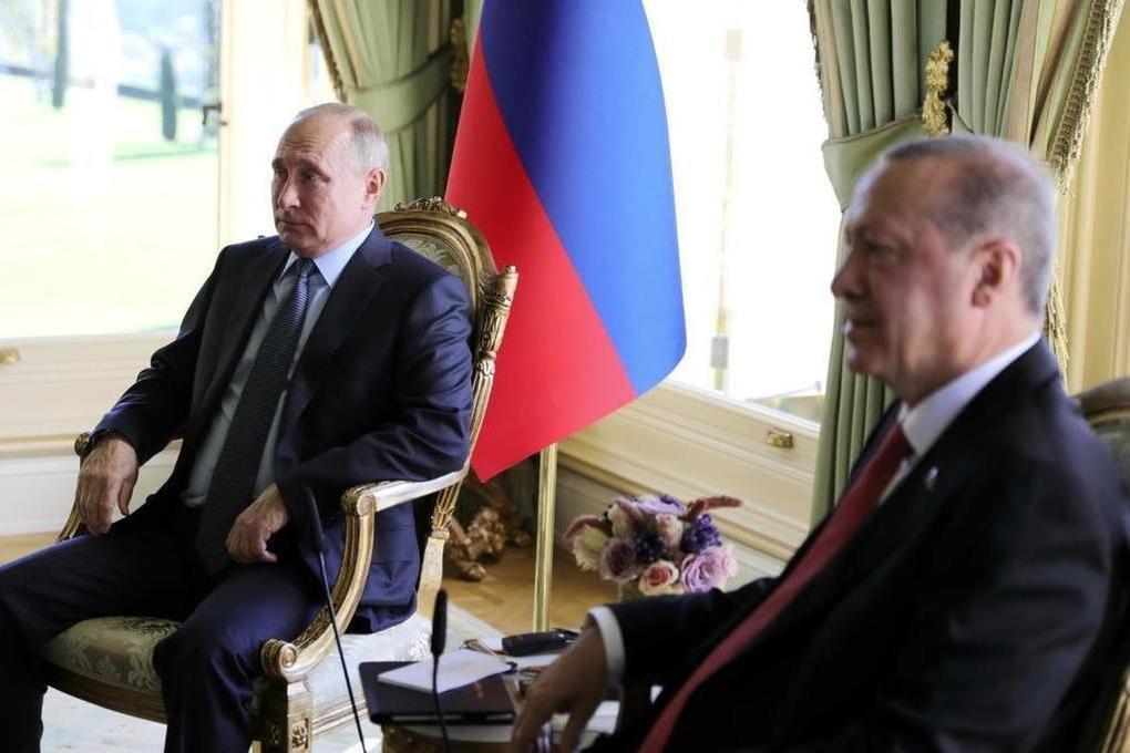 Путин прокомментировал заявление Эрдогана о непризнании Крыма частью РФ