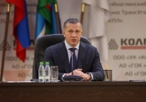 Совещание по эпидситуации и стабилизации экономики Якутии провёл Юрий Трутнев