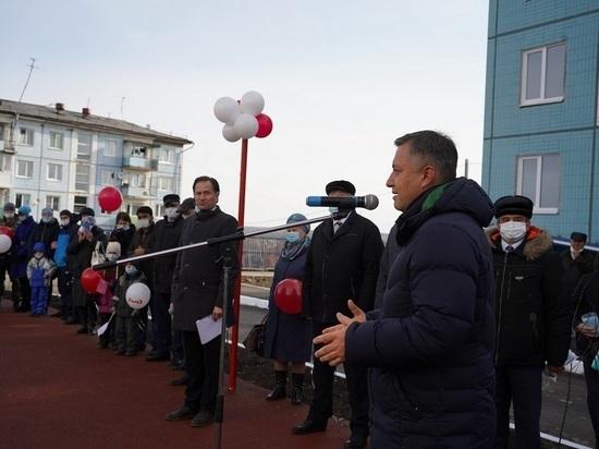 В Иркутской области в течение последнего года, несмотря на пандемию коронавируса, наращиваются масштабы строительства