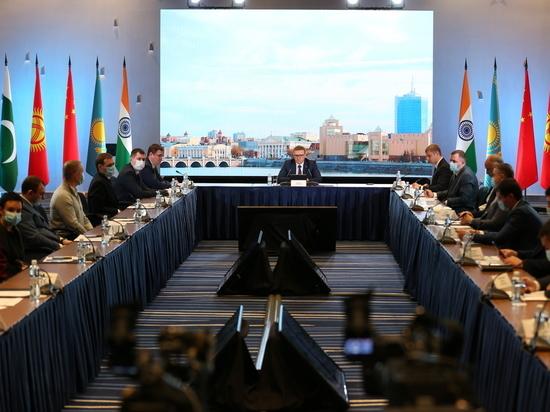 Алексей Текслер: «Необходимо развивать сотрудничество на уровне регионов»