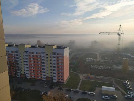 Задымление в Озерках: проверено более 20 предприятий