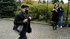 Экс-гендиректор «Седьмой студии» Малобродский прибыл в Мосгорсуд на апелляцию