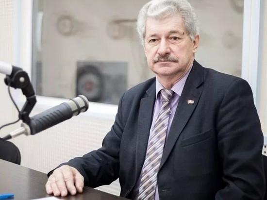 Петр Алексеенко уходит с поста первого секретаря Псковского обкома КПРФ