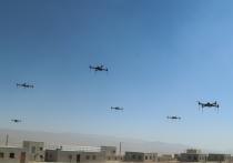Пользователи соцсетей описали войну дронов будущего