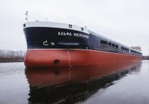Сухогруз «Альфа Меркурий» спущен на воду в Нижнем Новгороде