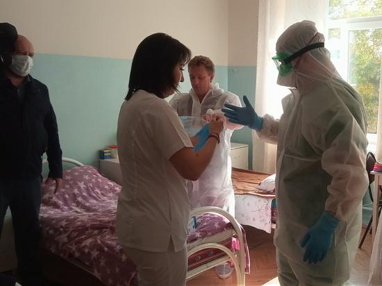 Губернатор рассказал о новой для страны практике в больнице Ставрополя