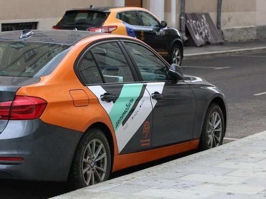 В Москве машины каршеринга начали тестировать водителей на трезвость