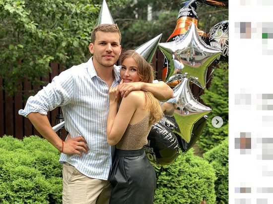 Бывшая жена Сергея Бондарчука-младшего, сына режиссера Федора Бондарчука, снова вышла замуж