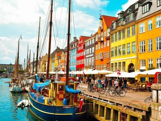 Власти Дании запретили продажу алкоголя после 22:00