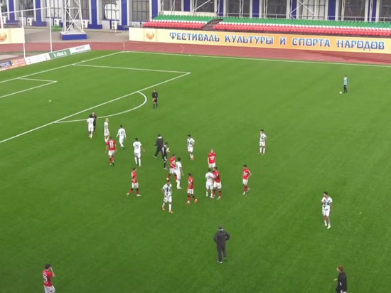 «Ахмат» принес извинения за нападение на судью в матче со «Спартаком»