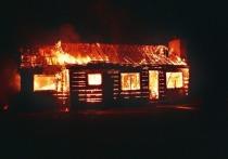 В Якутии женщина и четверо детей погибли при пожаре в частном доме
