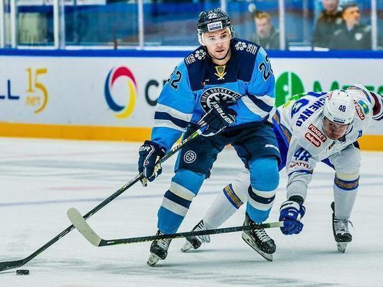 ХК «Сибирь» - «Барыс»: где и во сколько смотреть матч